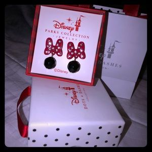 DisneyParks Minnie Ears Earrings